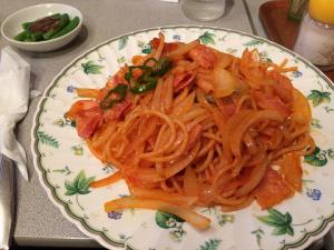 イタリアンスパゲティー