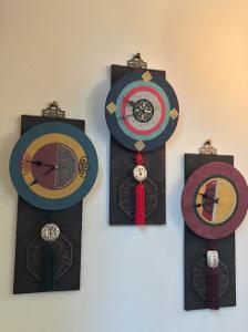 体験教室(時計)