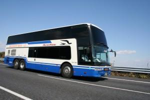 JR東海バス 2階建バス